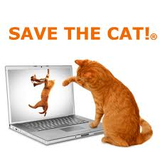 save the cat logo