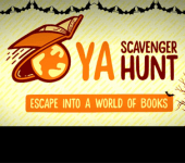 YA Scavenger Hunt: Fall 2016 Edition