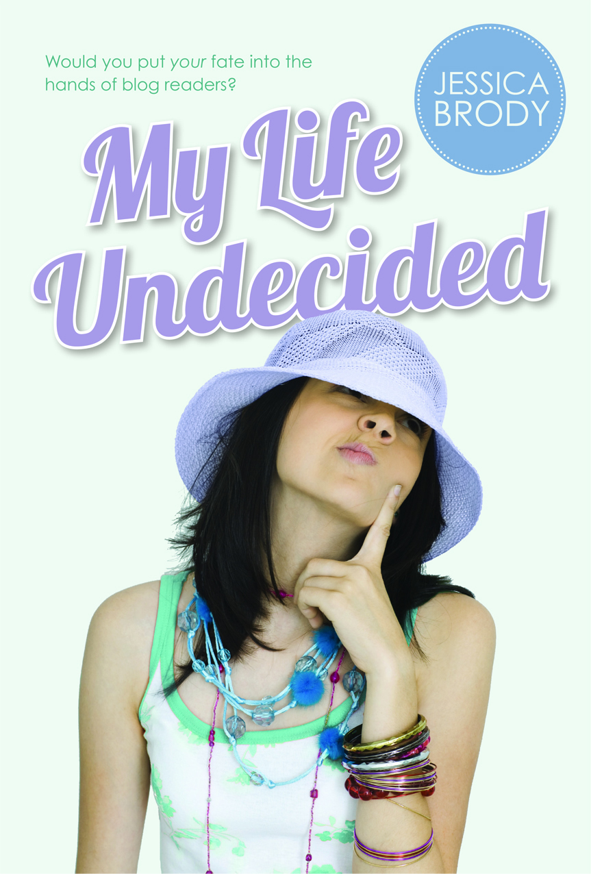 Leslie's Review: My Life Undecided by Jessica Brody