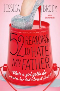 52 Reasons to Hate My Father Paperback Cover