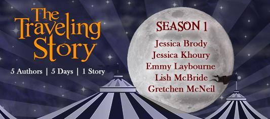 Traveling Story - Season 1 - Blog Banner