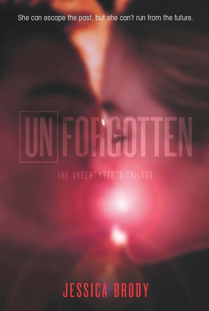 Unforgotten Paperback Cover
