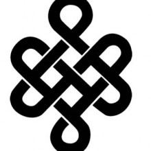 eternal knot small