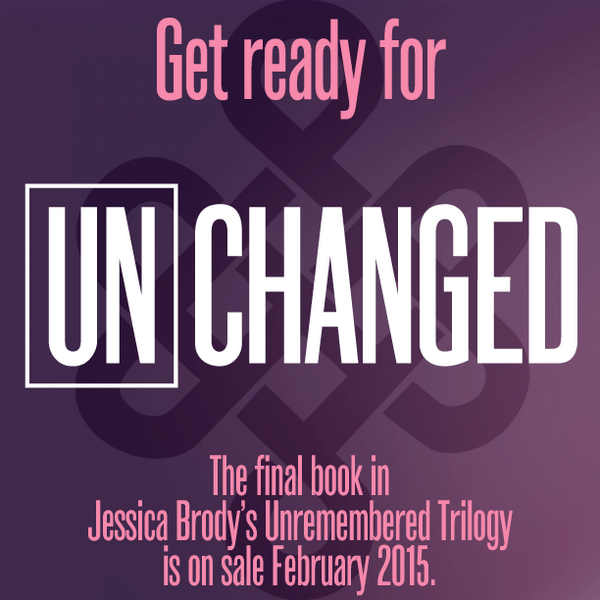 Jessica Brody | UNREMEMBERED B...