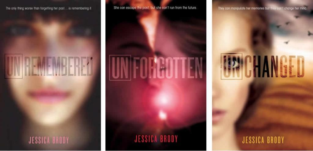 Trilogy covers