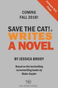 Save the Cat Writes a Novel - Temp Cover