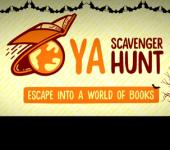 YA Scavenger Hunt: Fall 2016 Edition