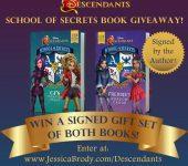Descendants School of Secrets Book Giveaway!