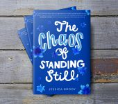 Finding My Heart Book: How I Wrote the Chaos of Standing Still