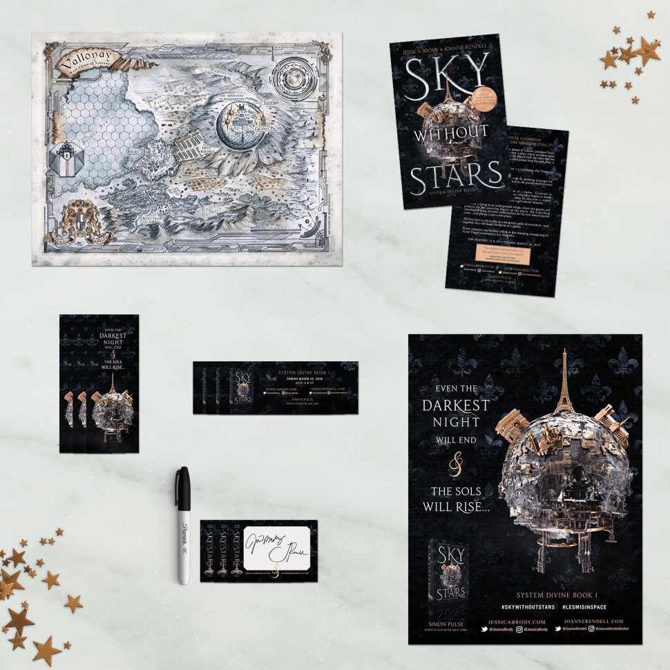 Sky Without Stars Pre-Order Gift Pack