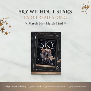 Join the Sky Without Stars Part 1 Read-Along!