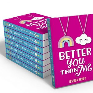 Win a Classroom Set of BETTER YOU THAN ME (Middle Grade)