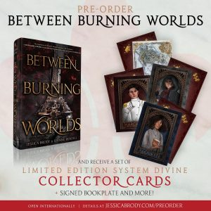 BETWEEN BURNING WORLDS - Pre-Order Offer