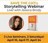 Save the Cat! LIVE - Storytelling Masterclass Webinar Series